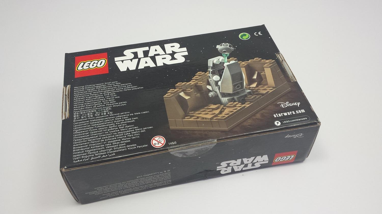 LEGO 6176782 Star Wars Escape the Space Space Space Slug 1032c7